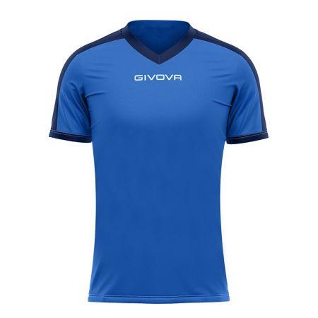 Детска Тениска GIVOVA Shirt Revolution 0204 516676 MAC04