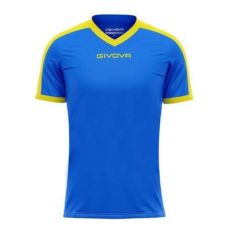 Детска Тениска GIVOVA Shirt Revolution 0207 516677 MAC04