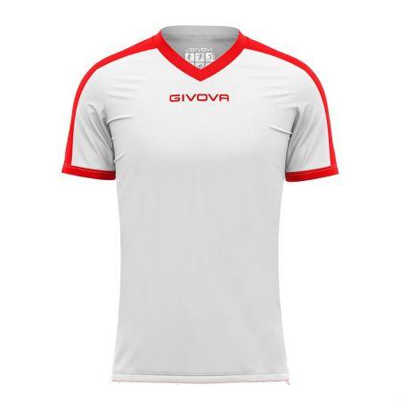 Мъжка Тениска GIVOVA Shirt Revolution 0312 516705 MAC04