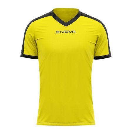 Детска Тениска GIVOVA Shirt Revolution 0710 516686 MAC04