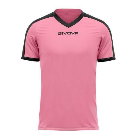 Мъжка Тениска GIVOVA Shirt Revolution 1110 516712 MAC04