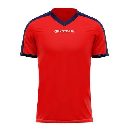 Детска Тениска GIVOVA Shirt Revolution 1204 516691 MAC04