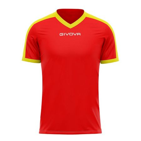 Мъжка Тениска GIVOVA Shirt Revolution 1207 516715 MAC04