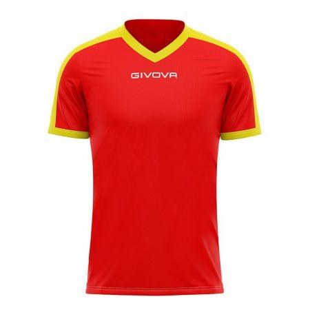Детска Тениска GIVOVA Shirt Revolution 1207 516692 MAC04