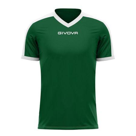 Мъжка Тениска GIVOVA Shirt Revolution 1303 516717 MAC04