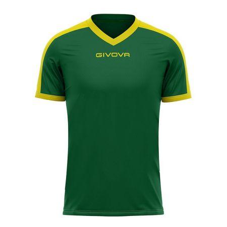 Мъжка Тениска GIVOVA Shirt Revolution 1307 516718 MAC04