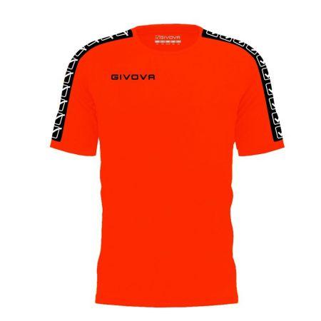 Детска Тениска GIVOVA T-Shirt Poly Band 0001 514587 BA02