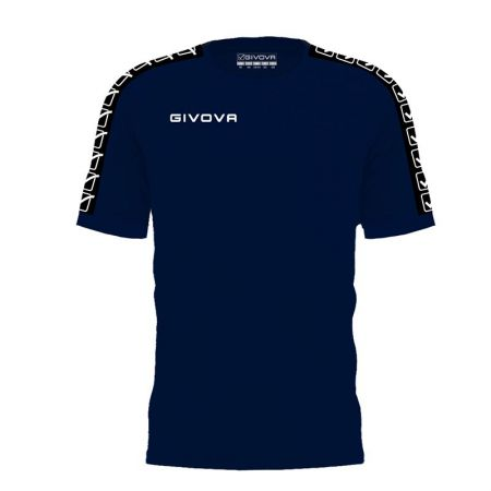 Детска Тениска GIVOVA T-Shirt Poly Band 0004 514588 BA02