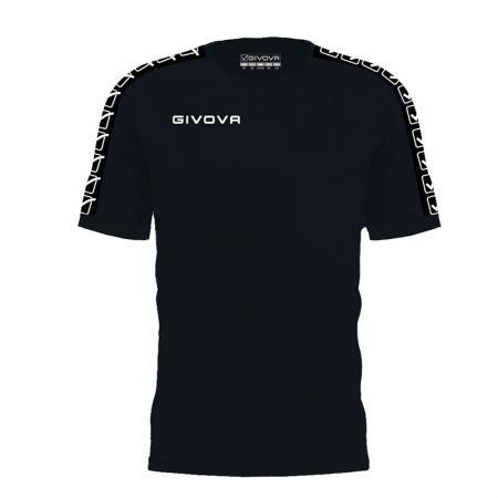 Детска Тениска GIVOVA T-Shirt Poly Band 0010 514589 BA02