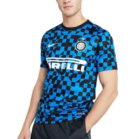 Мъжка Тениска NIKE Inter Milan Pre-Match Jersey 517927 AO7547-414-K