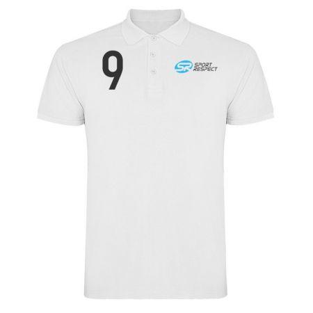 Мъжка Тениска SPORTRESPECT N9 Polo Shirt 520549 SR-Polo