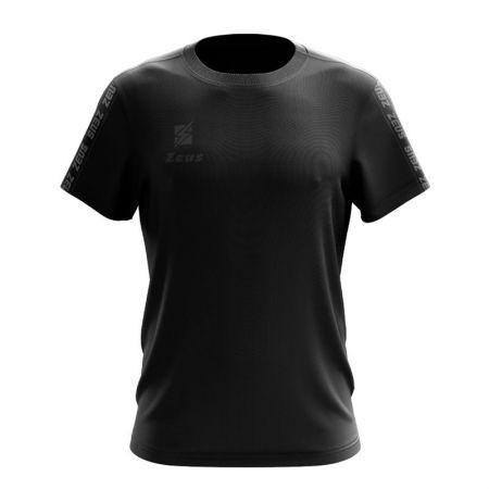 Мъжка Тениска ZEUS T-Shirt Band Nero 519465 T-Shirt Band
