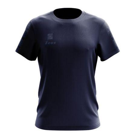 Мъжка Тениска ZEUS T-Shirt Band Blu 519466 T-Shirt Band