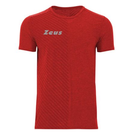 Мъжка Тениска ZEUS T-Shirt Gym Rosso 518639 T-Shirt Gym