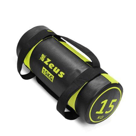 Тренировъчна Торба ZEUS Power Bag 15kg Nero 519816 Power Bag 15kg