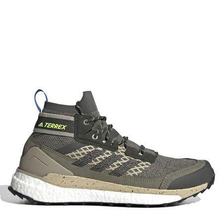 Мъжки Туристически Обувки ADIDAS Terrex Free Hiker Blue Hiking Shoes 518357 EF0368-K