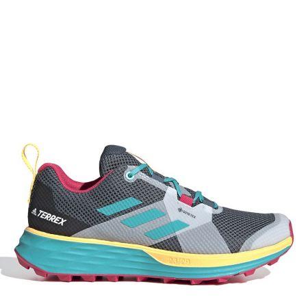 Детски Туристически Обувки ADIDAS Terrex Two Gore-Tex Trail Running 518366 FV7359-K