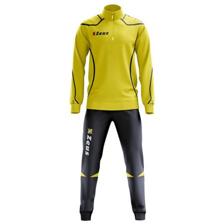 Детски Анцуг ZEUS Tuta Training Fauno Blu/Giallo 506300 Tuta Training Fauno