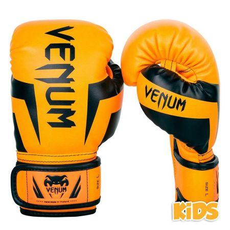 Детски Боксови Ръкавици VENUM Elite Boxing Gloves Kids 514544 03234