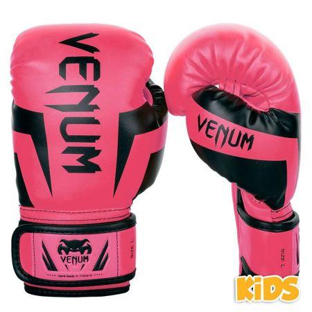 Детски Боксови Ръкавици VENUM Elite Boxing Gloves Kids 514545 03234
