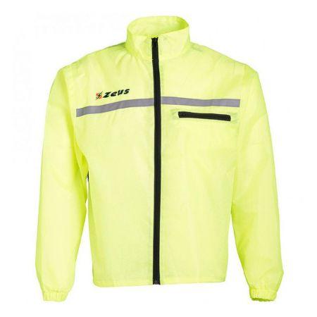Мъжко Яке/Ветровка ZEUS Rain Jacket Runner M/L Giallo fluo 509623 Rain jacket runner M/L