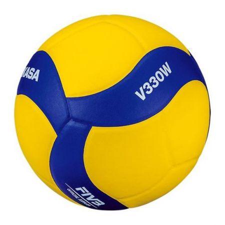 Волейболна Топка MIKASA Volleyball V330W 401706 V330W-K изображение 2