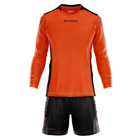Вратарски Екип GIVOVA Goalkeeper Kit Hyguana 2810 514903 KITP009
