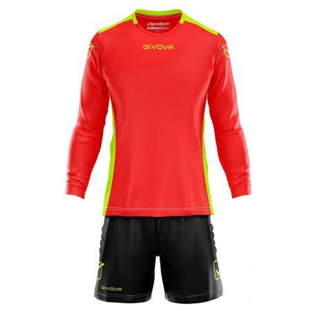 Вратарски Екип GIVOVA Goalkeeper Kit Hyguana 5310 514904 KITP009
