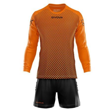 Детски Вратарски Екип GIVOVA Goalkeeper Kit Manchester 0110 510733 KITP008