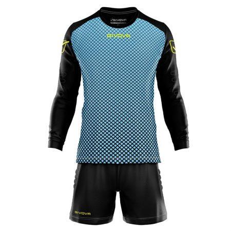 Детски Вратарски Екип GIVOVA Goalkeeper Kit Manchester 0510 510734 KITP008
