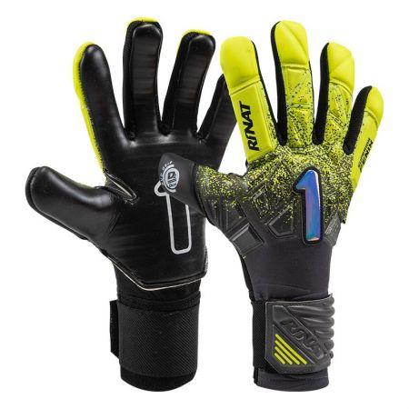 Вратарски Ръкавици RINAT Fenix Superior JD Alpha Yellow Neon/Oxford 520598 Fenix Superior JD Alpha SS21