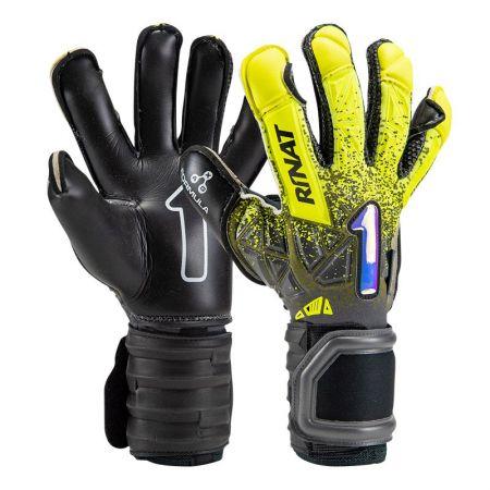Вратарски Ръкавици RINAT Fenix Superior JD Pro Yellow Neon/Oxford 520603 Fenix Superior JD Pro SS21