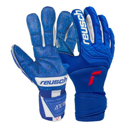 Вратарски Ръкавици REUSCH Attrakt Freegel Fusion Goaliator 520470 5170995-4010-B