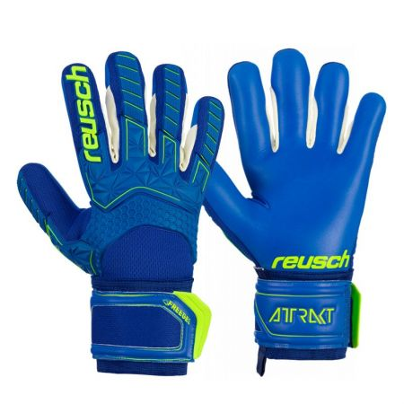 Вратарски Ръкавици REUSCH Attrakt Freegel S1 Finger Support  518090 5070230-4949-K