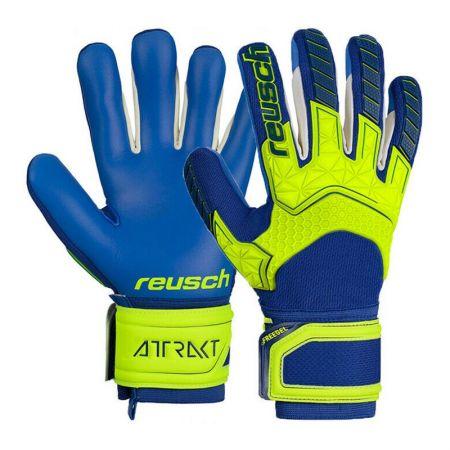 Вратарски Ръкавици REUSCH Attrakt Freegel S1 LTD 518948 5070263-2199-B