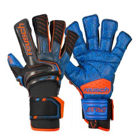 Вратарски Ръкавици REUSCH Attrakt G3 Fusion Goaliator 517843 5070993-7083-K