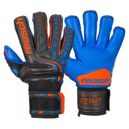 Вратарски Ръкавици REUSCH Attrakt S1 Evolution Finger Support  518089 5070238-7083-K