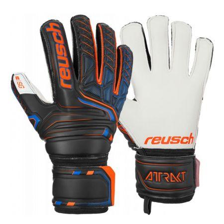 Вратарски Ръкавици REUSCH Attrakt SG Finger Support 518088 5070810-7783-K