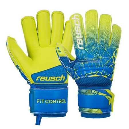 Вратарски Ръкавици REUSCH Fit Control S1 Roll Finger