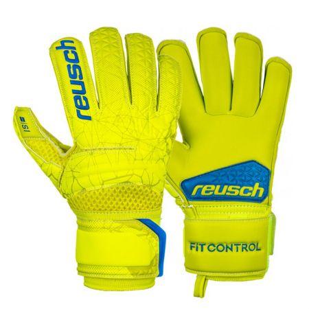 Вратарски Ръкавици REUSCH Fit Control S1 Roll Finger 517856 3972217-583-K / 3970237-583-K