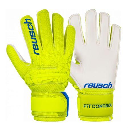 Вратарски Ръкавици REUSCH Fit Control SD Open Cuff 517858 3972515-588-K
