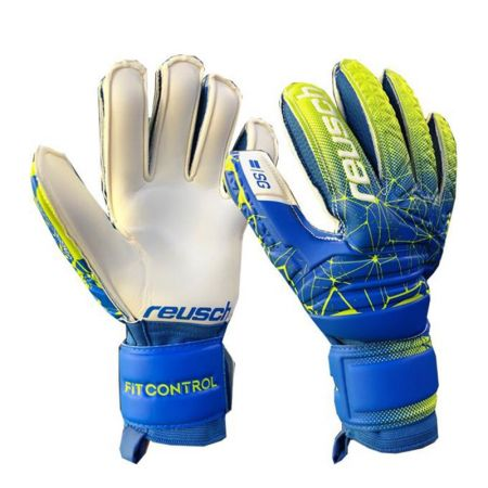 Вратарски Ръкавици REUSCH Fit Control SG Finger Support 517861 3972810-888-K