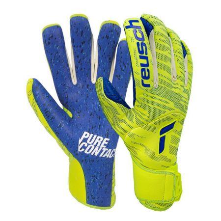 Вратарски Ръкавици REUSCH Pure Contact Fusion 520472 5170900-2199-B