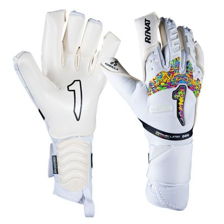 Вратарски Ръкавици RINAT Aries Pro Multicolor/White 520588 Aries Pro SS21