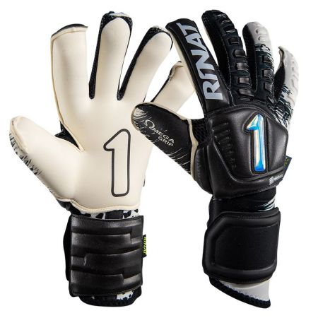 Вратарски Ръкавици RINAT Egotiko Elemental Pro White/Black 520589 Egotiko Elemental Pro SS20