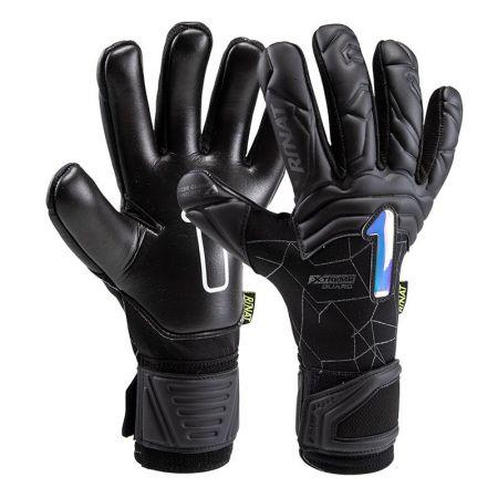 Вратарски Ръкавици RINAT Xtreme Guard Superior Semi Black 520606 Xtreme Guard Superior Semi SS21