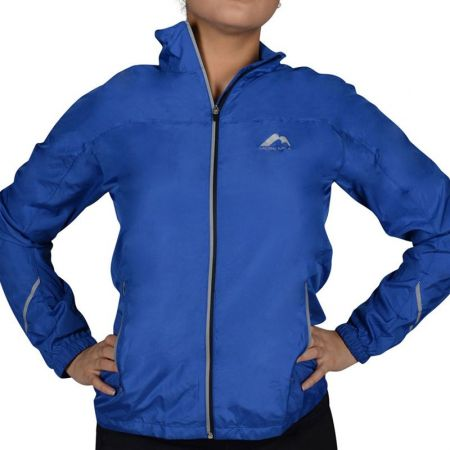 Дамско Яке/Ветровка MORE MILE Reflective Ladies Running Jacket 508732  WMM191Royal