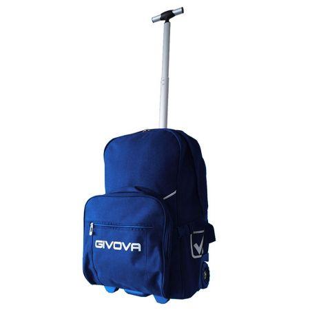 Раница GIVOVA Zaino Multi Trolley Nazionale 0002 516665 ZAMTN001