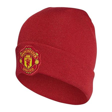 Зимна Шапка ADIDAS Manchester United 3S Woolie Cap 518174 CY5592-K