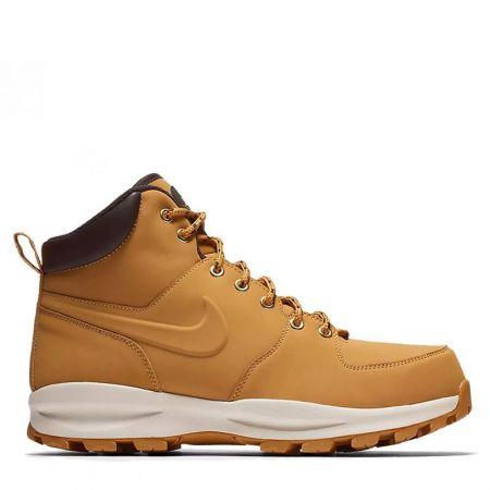 Мъжки Зимни Кецове NIKE Manoa Leather 518194 454350-700-K/N